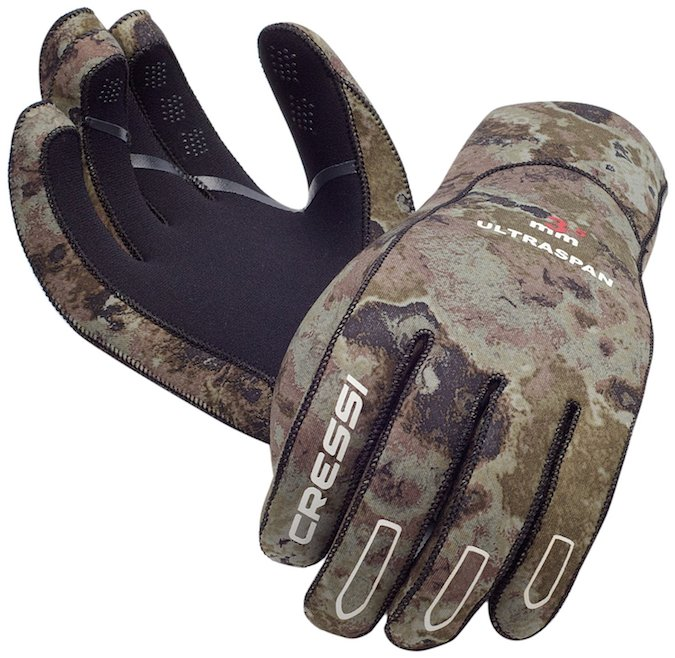 spearfishing gear camo spearfishing gloves