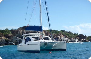 Choosing Cruising CatamaranLeopard 40'
