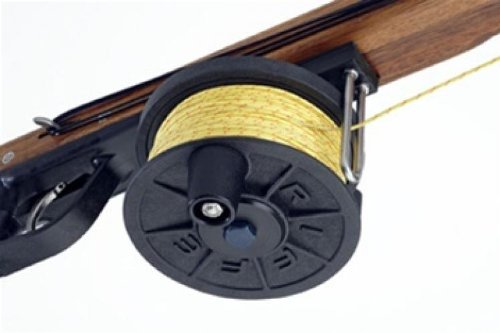 spearfishing gear riffe horizontal reel