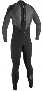 O'Neil wetsuit closed-cell one-piece