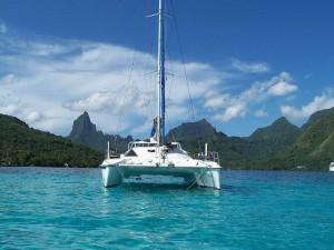 Choosing Cruising Catamaran Catana 42'