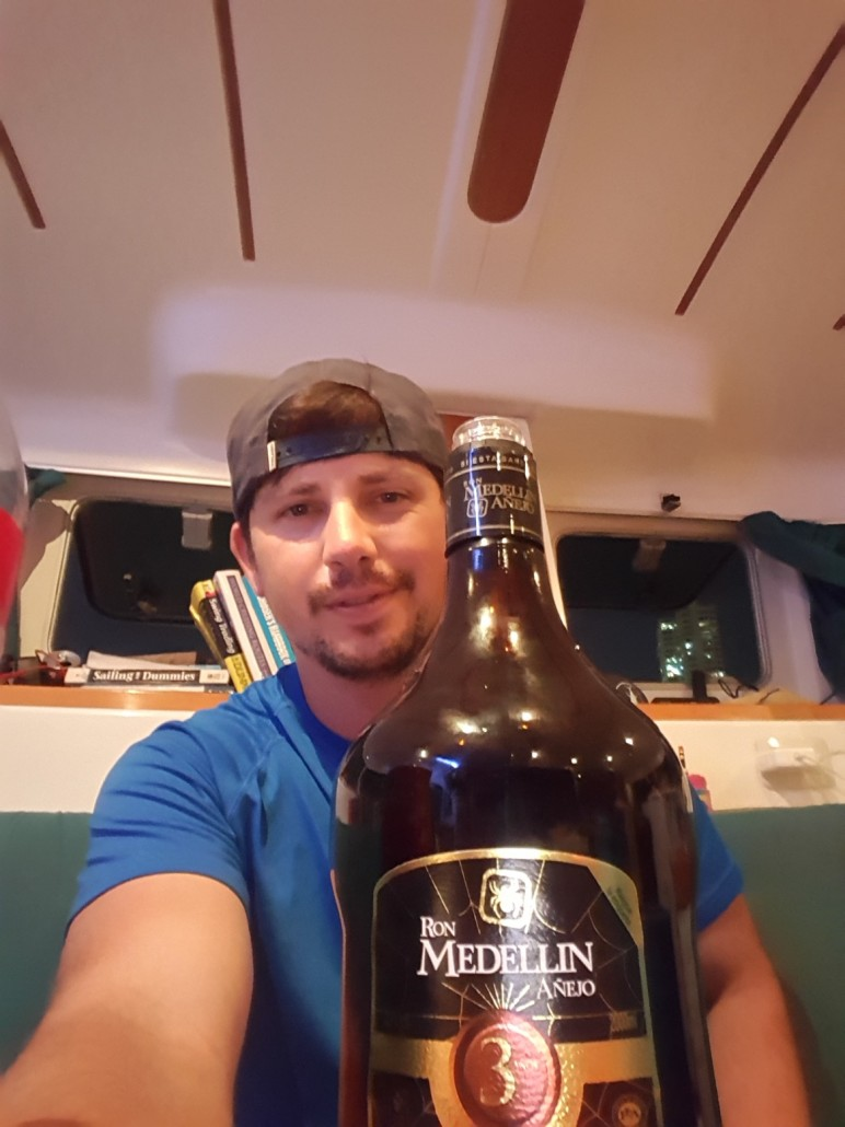 Puffer Dan and the Rum
