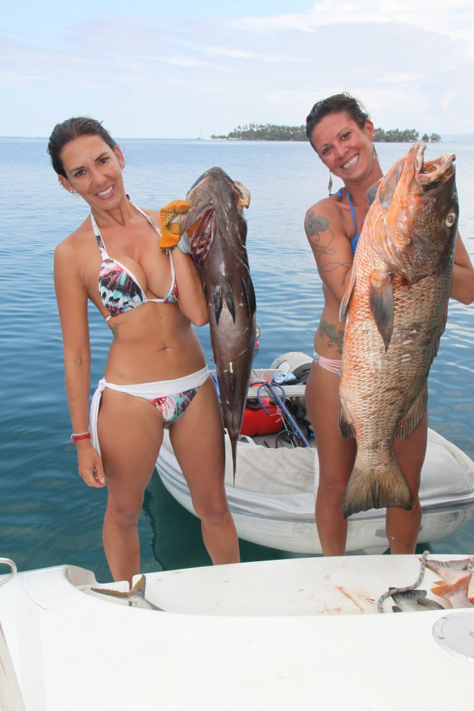 Fish and Bikinis