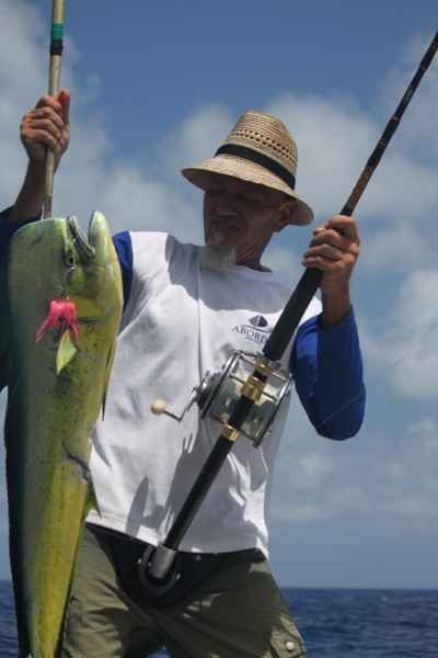 Jacko and his Mahi