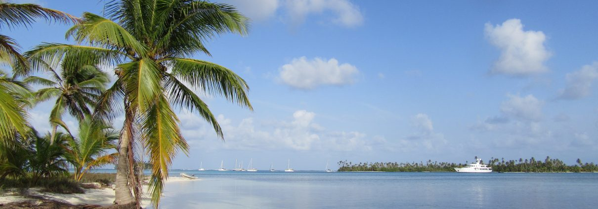 Our Front Yard in San Blas