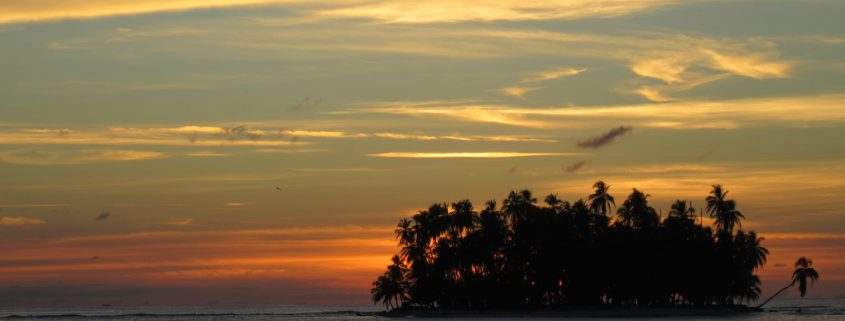 More San Blas Sunsets on NOMAD